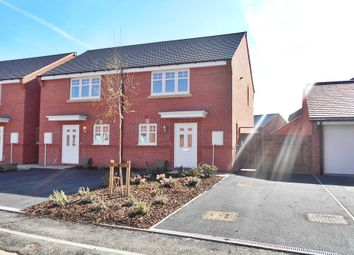 Thumbnail 2 bedroom semi-detached house for sale in Nottingham Drive, Highfields Littleover