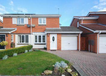 2 bed semi-detached house for sale in Borrowdale Close, East Boldon NE36