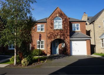 Thumbnail 4 bed detached house for sale in Eastwood Drive, Marple