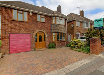 Thumbnail 3 bedroom detached house for sale in Wrekin View, Walsall Wood, Walsall