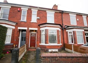 Thumbnail 3 bedroom terraced house for sale in Barton Road, Eccles, Manchester