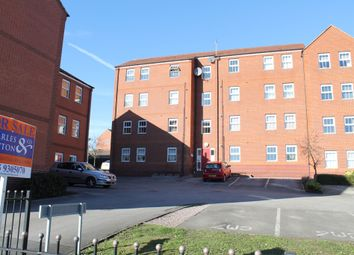 Thumbnail 2 bed flat for sale in Canning Mews, Ilkeston