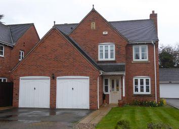 Thumbnail 5 bed detached house for sale in Ruddle Way, Langham, Oakham