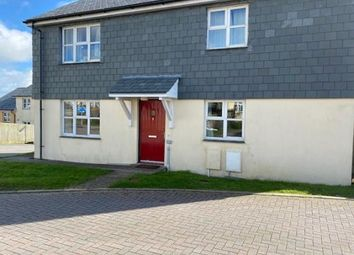 Thumbnail 2 bed flat for sale in St Austell, Cornwall