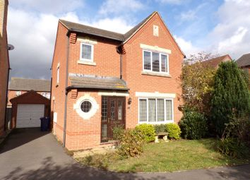 Thumbnail 3 bed detached house for sale in Lucerne Avenue, Bicester