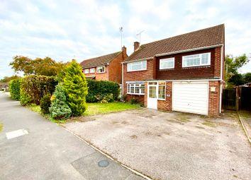 4 bed detached house for sale in Hartford Road, Hartley Wintney, Hook RG27