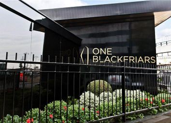 Thumbnail 3 bed flat for sale in One Blackfriars, South Bank, London