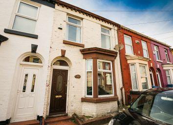 Thumbnail 2 bed terraced house for sale in Stevenson Street, 16, Merseyside