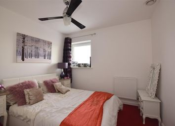 Thumbnail 2 bed flat for sale in Station Road, Strood, Rochester, Kent