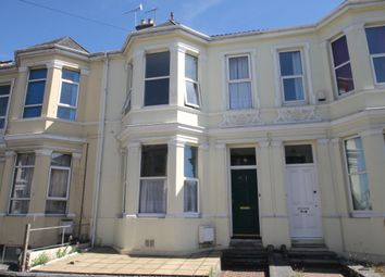 Thumbnail 1 bed terraced house to rent in Beaumont Road, Plymouth