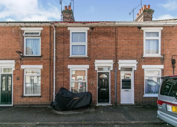 Thumbnail 3 bed terraced house for sale in Ashley Street, Ipswich