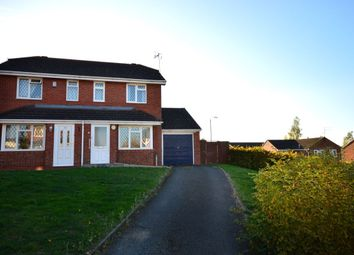 Thumbnail 2 bed semi-detached house to rent in Maytree Hill, Droitwich