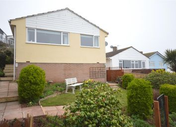 Thumbnail 3 bed detached bungalow for sale in Dunning Walk, Teignmouth, Devon