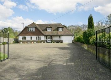 Thumbnail 4 bed detached house for sale in London Road, Addington, West Malling, Kent