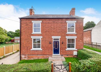 Thumbnail 4 bed detached house for sale in Church Lane, Underwood, Nottingham