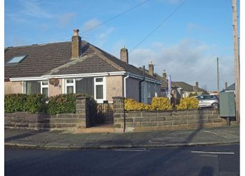 Thumbnail 2 bed semi-detached bungalow for sale in Roedean Avenue, Morecambe