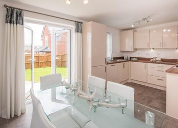 "Thumbnail 3 bed end terrace house for sale in ""Moresby"" at Dunnocksfold Road, Alsager, Stoke-On-Trent"