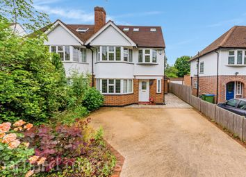 Thumbnail 4 bedroom semi-detached house for sale in Ewell Road, Long Ditton, Surbiton