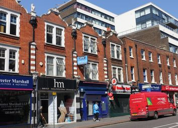 Thumbnail Studio to rent in High Street, Croydon
