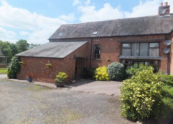 Thumbnail 4 bed farmhouse to rent in Slowley Hall, Fillongley