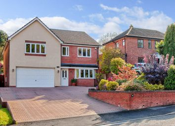 Thumbnail 5 bed detached house for sale in Plymouth Road, Southcrest, Redditch