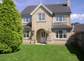 Thumbnail 4 bed detached house to rent in Priorswood, Fir Tree, Crook