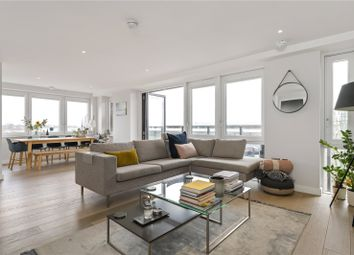 Thumbnail 3 bed flat for sale in The Merchant Building, 38 Wharf Road, London