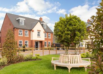 """Thumbnail 5 bed detached house for sale in """"Lichfield"""" at Dudley Close, Marston Moretaine, Bedford"""
