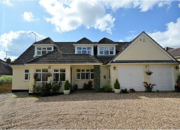 Thumbnail 4 bed detached house for sale in Noak Hill Close, Billericay