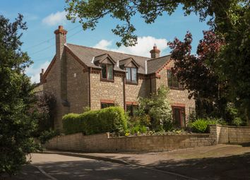 Thumbnail 3 bed detached house for sale in The Nook, Croxton Kerrial, Grantham
