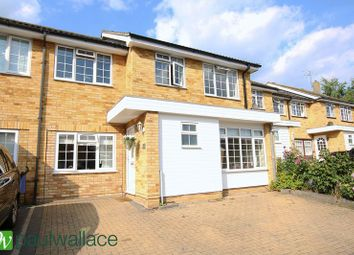 Thumbnail 4 bed terraced house for sale in Smarts Green, Adamsfield, West Cheshunt