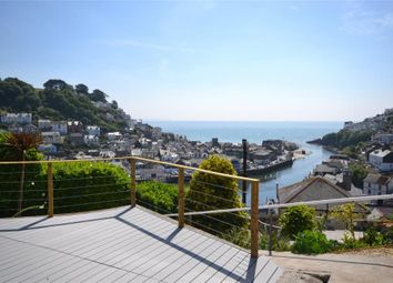 Thumbnail 3 bed detached house for sale in Darloe Lane, West Looe, Cornwall