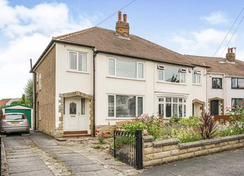 Thumbnail 3 bed semi-detached house for sale in Temple Park Close, Leeds, West Yorkshire