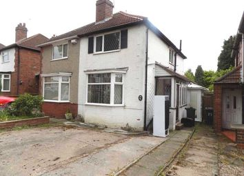 Thumbnail 2 bed semi-detached house for sale in Perry Wood Road, Great Barr, Birmingham
