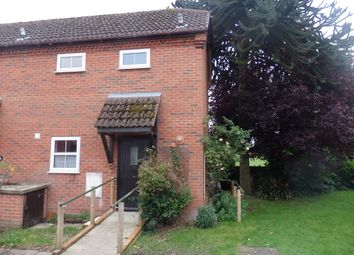 Thumbnail 1 bed semi-detached house to rent in Charlton Place, Newbury