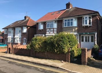 Thumbnail 3 bed semi-detached house to rent in Milford Gardens, Edgware
