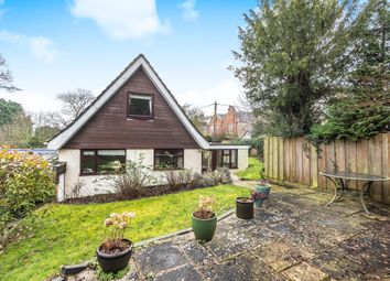 Thumbnail 3 bed detached house for sale in Valley Road, Finmere, Buckingham