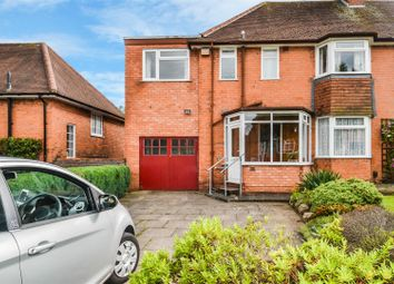 Thumbnail 4 bed semi-detached house to rent in St. Laurence Road, Northfield, Birmingham