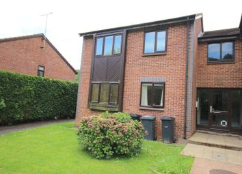 Thumbnail 1 bed flat for sale in Kinnerton Way, Exeter