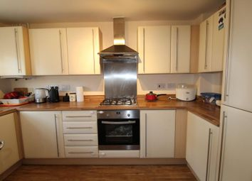 Thumbnail 3 bed terraced house to rent in Summers Hill Drive, Papworth Everard, Cambridge