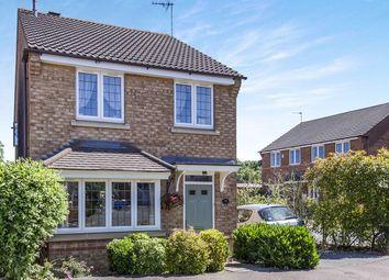Thumbnail 3 bed detached house for sale in Skylark Avenue, Mountsorrel, Loughborough