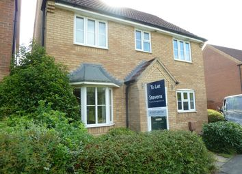 Thumbnail 4 bed detached house to rent in Birchwood's Close, Market Rasen