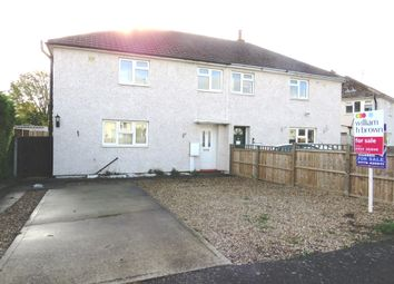 Thumbnail 3 bed semi-detached house for sale in Elizabeth Drive, Billingborough, Sleaford