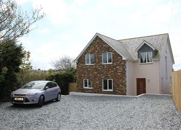 Thumbnail 4 bed detached house for sale in Bodiniel Road, Bodmin, Cornwall