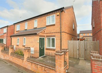 Thumbnail 3 bed semi-detached house for sale in Rolleston Drive, Arnold, Nottingham
