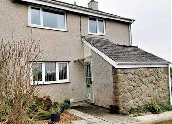Thumbnail 3 bed semi-detached house for sale in Maes Herbert, Llaneilian, Llaneilian