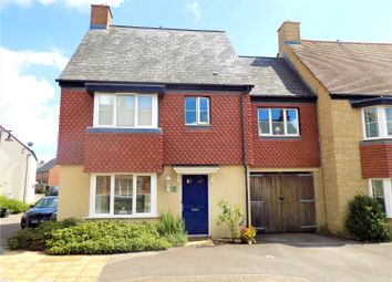 Thumbnail 3 bed end terrace house for sale in Chartwell Road, Swindon