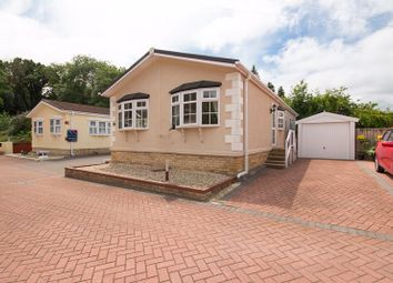 Thumbnail 2 bedroom mobile/park home for sale in Moorland Park, Old Newton Road, Bovey Tracey