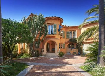Thumbnail 6 bed property for sale in Saint Jean Cap Ferrat, French Riviera, 06230