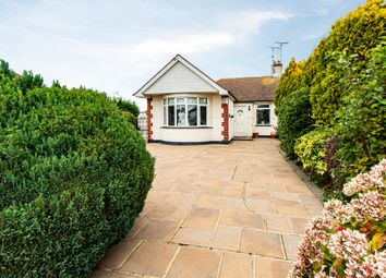 Thumbnail 2 bed semi-detached bungalow for sale in Oakengrange Drive, Southend-On-Sea